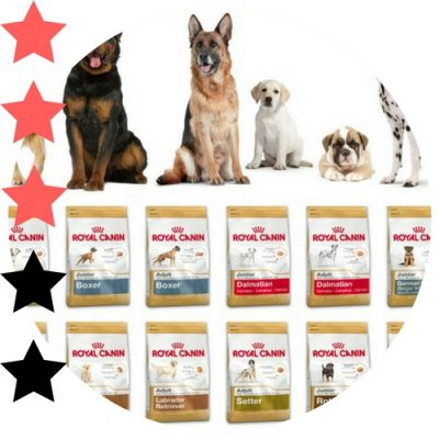 оценка корма Royal Canin